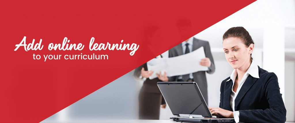Add online learning to your curriculum